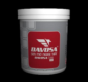 Sơn mờ ngoại thất Davosa Stand DV13