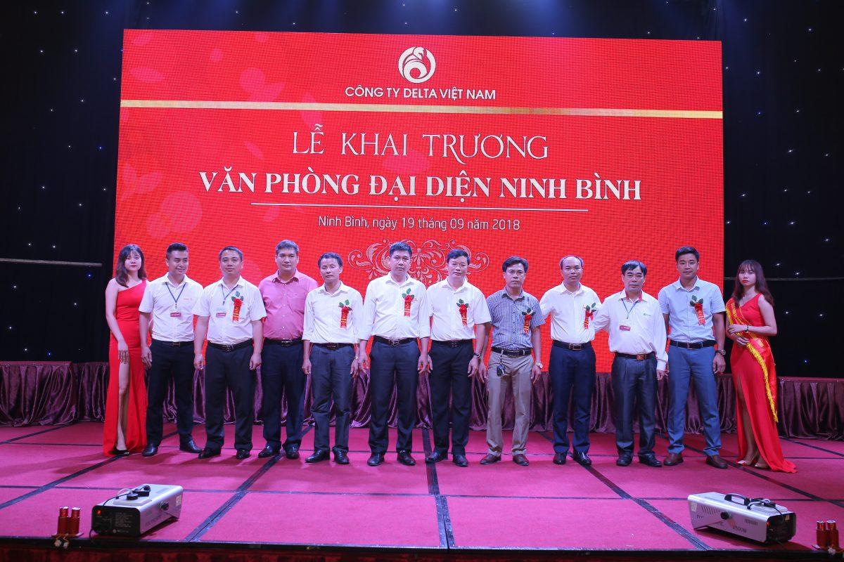 Khai trương văn phòng đại diện Ninh Bình