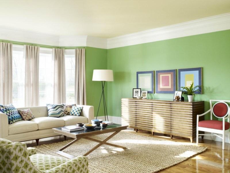 Màu sơn nhà đẹp hot nhất