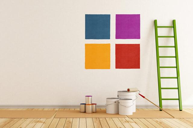 Hướng dẫn quy trình sơn tường nhà - cách pha sơn chuẩn