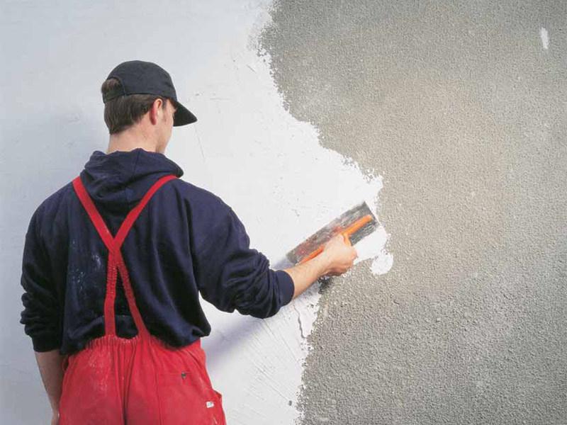 Quy trình các bước sơn trong nhà