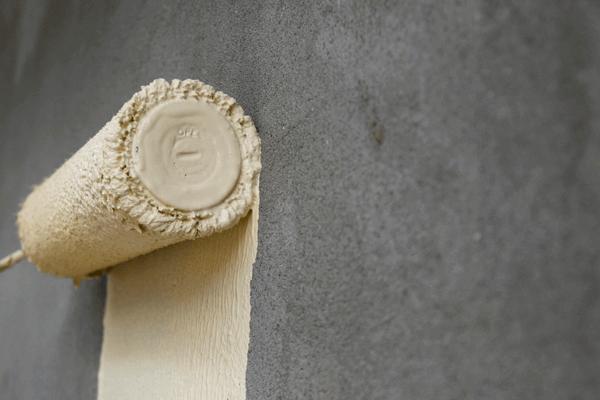 Sơn lót là bước thứ 4 trong quy trình sơn nhà